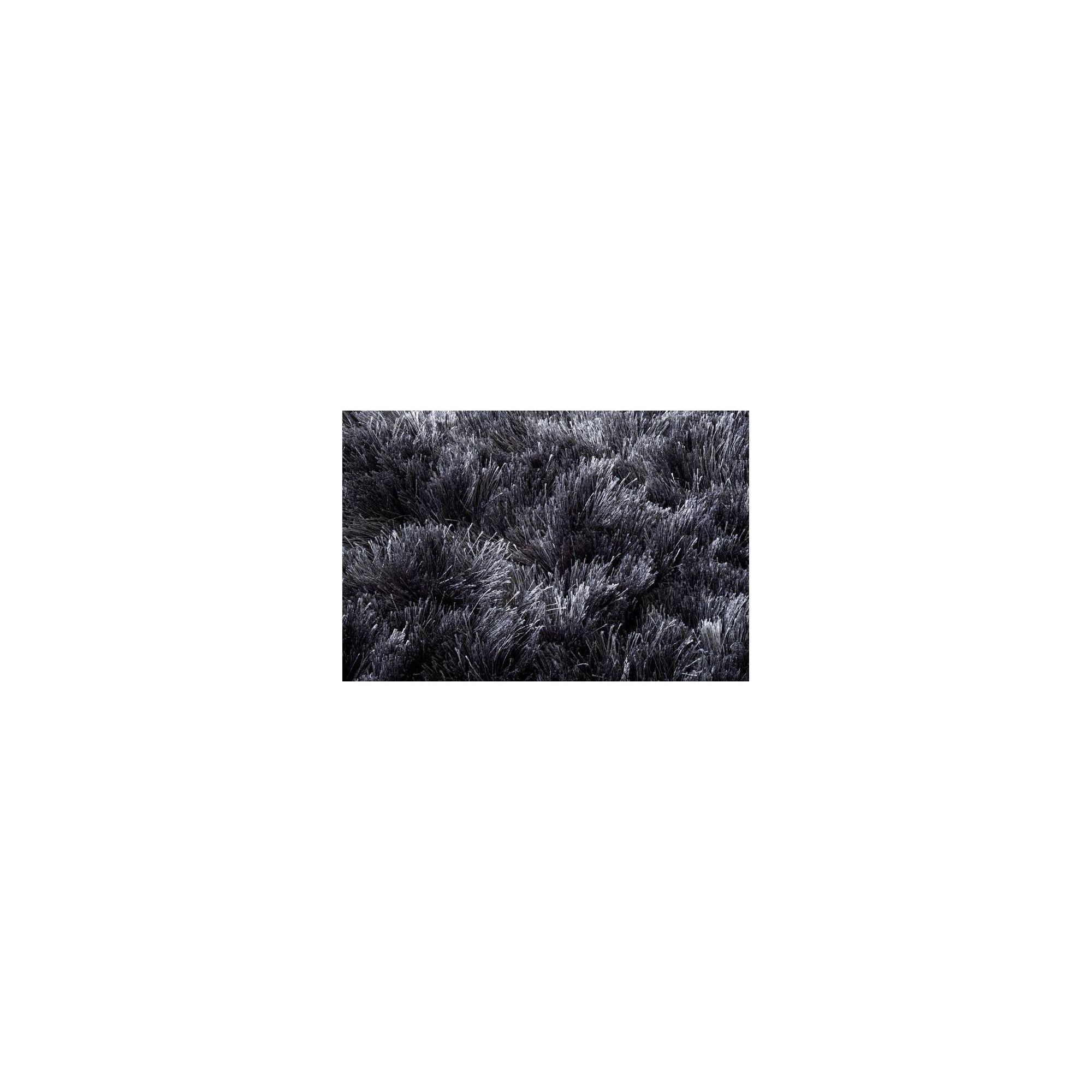 Linie Design Maltino Dark Grey Shag Rug - 300cm x 200cm at Tesco Direct
