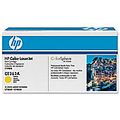 HP Standard Capacity (Yield 11,000 Pages) Colour LaserJet Yellow Print Cartridge