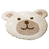 Teddy Bear Rug - 75 x 80 cm