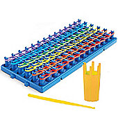 Cra-Z-Loom Super Pack With 6-Row Loom