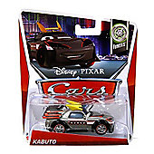 Disney Pixar Cars 2 Kabuto Diecast Collectable Toy Car