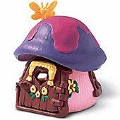 Schleich Smurf Houses Cottage Smurfette