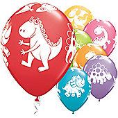11' Cute & Cuddly Dinosaurs (25pk)
