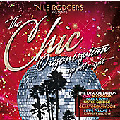 Nile Rogers Presents The Chic Organization: Up All Night: The Greatest Hits