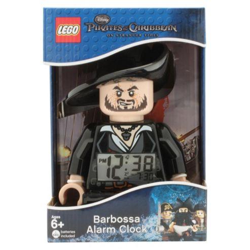 LEGO Pirates of the Caribbean Barbossa Clock