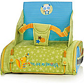 Jane Avant Highchair Bag (Animal Dots)