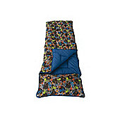 Sunnflair Kids' Sleeping Bag, Bugs