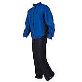 Woodworm Golf Waterproof Mens Rain Suit - Blue