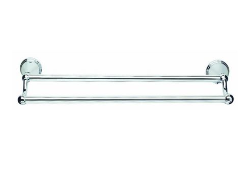 Croydex Qm202841 Towel Rail - Chrome
