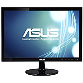Asus VS197DE (18.5 inch) LED Widescreen Monitor 50000000:1 200cd/m2 1366 x 768 5ms VGA (Black)