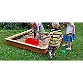 1.5m Square Sandpit