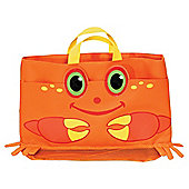Melissa & Doug Clicker Crab Beach Bag