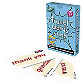 Green board games Travel Words SNAP