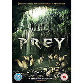 Prey DVD