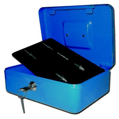 Asec AS8 Steel Cash Box