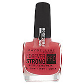 Maybelline SuperStay 7 Days Nail Colour Hot Salsa 490