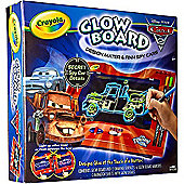 Crayola Cars 2 Glow Board