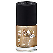 Rimmel London Salon Pro with Lycra Nail Polish 135 Frankie, My Dear 12ml