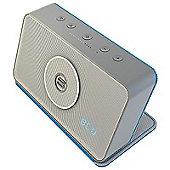 Bayan Audio Soundbook X3 Portable Bluetooth Speaker (Silver)