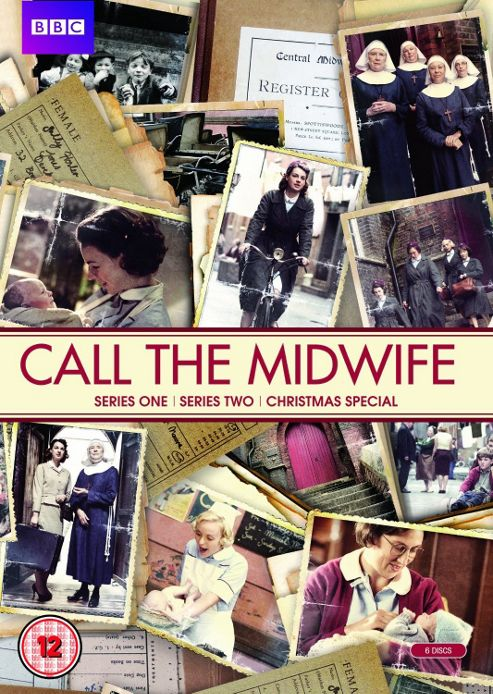 Call The Midwife Collection (DVD Boxset)