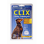 Clix Dog Clicker Training Kit