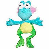 The WotWots Mini Mix'nMake Spottywot w Frogs Legs Plush