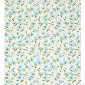 iLiv In Bloom Petite Fleur Wall Paper - Summer Bright