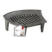 Fire Grate Black 14in