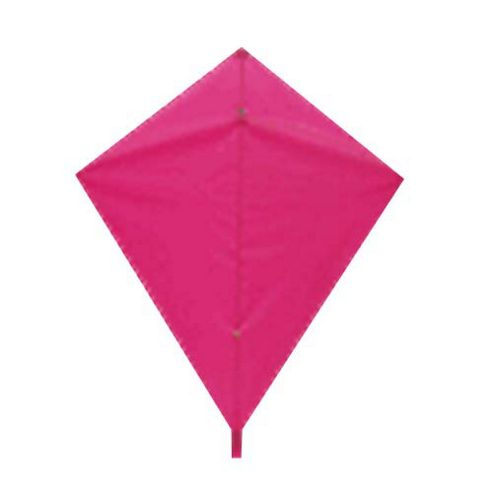 Classic Diamond Kite - Pink