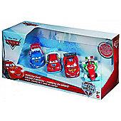 Disney Pixar Cars Ice Racers Diecast Multipack - Action Figures