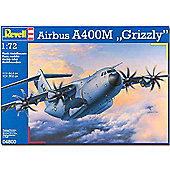 Revell Airbus A400M Grizzly 1:72 Aircraft Model Kit - 04800