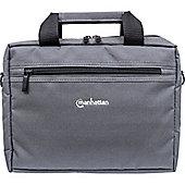"""Manhattan Copenhagen 439480 Carrying Case (Briefcase) for 25.7 cm (10.1"""") Netbook - Dark Grey"""