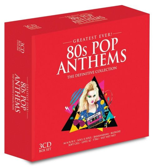 Eighties Pop Anthems (3CD)