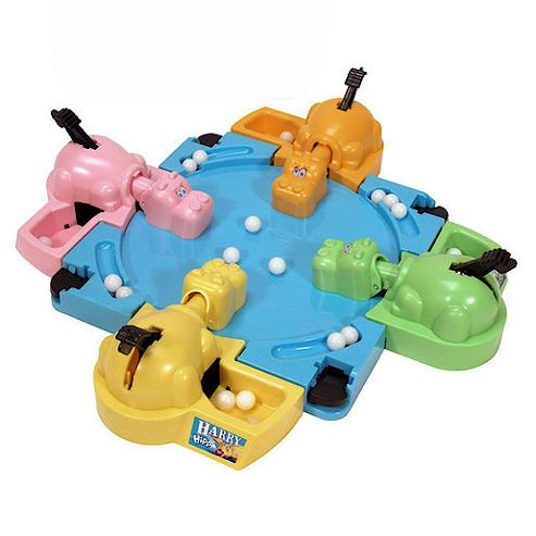 Hasbro Hungry Hippos Game