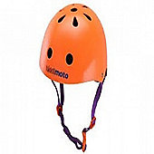 Kiddimoto Helmet Medium (Neon Orange)
