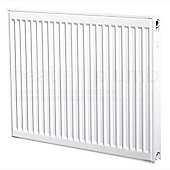 Heatline EcoRad Compact Radiator 600mm High x 600mm Wide Single Convector