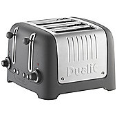 Dualit 46292 4 Slice Lite Toaster - Granite Grey