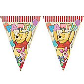 Winnie Alphabet Party Flag Banner - 2m (each)