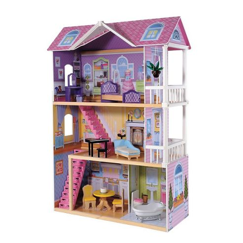 Buy Elc The Manor House Wooden Dolls House From Our Dolls