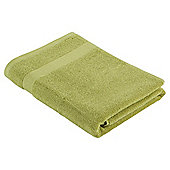 Pure Cotton Bath Towel Lime