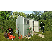 BillyOh 5000 6 x 10 Workman's Hut Tongue & Groove Shed