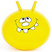 "Toyrific Toys - 24"" Jump 'N' Bounce Yellow Space Hopper"