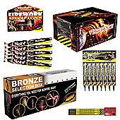 Bonanza Fireworks Kit