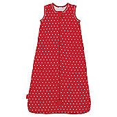 By Carla Raspberry Bloom 1 tog Sleeping bag, 6-18 Months