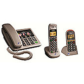 Binatone Home/Away Speakeasy DECT Plus Mobile Combo