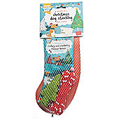 Good Boy Christmas Dog Christmas Stocking