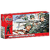 WWII German Mountain Troops (A04713) 1:32