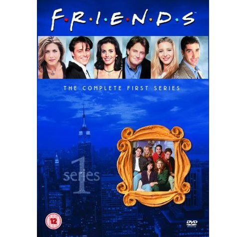Friends - Series 1 (DVD Boxset)