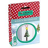 Go Create Christmas Layered Felt Tree Decoration