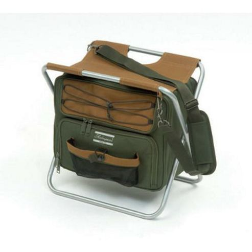 Shakespeare Folding Stool With Cooler Bag